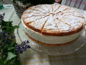 Zitronen-Quark-Torte von Sylke T.