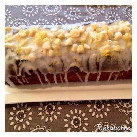 Zitronenkuchen von Sabine von Tonkabohne http://tonkabohne.blogspot.de/