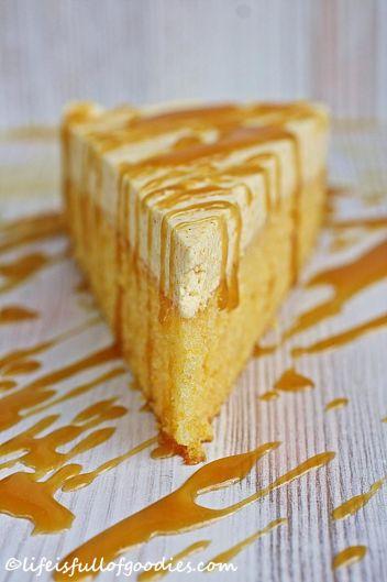 Double Pumpkin (Cheese-) Cake