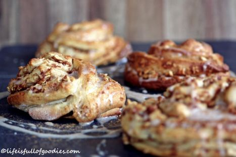 Apple Cinnamon Swirls