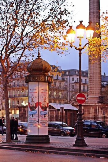 Pariser Flair...