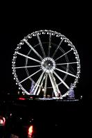 Das Pariser Riesenrad.