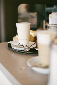 Das Café Juli kümmerte sich bestens um unser aller Wohlbefinden