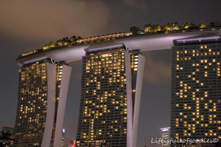 Das Marina Bay Sands