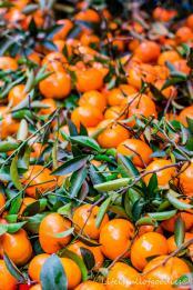 Eine Art Mandarinen