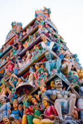 Hindutempel in Little India