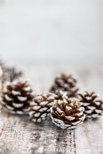 Kokosmakronen - mit Schokolade und Mandelblättchen