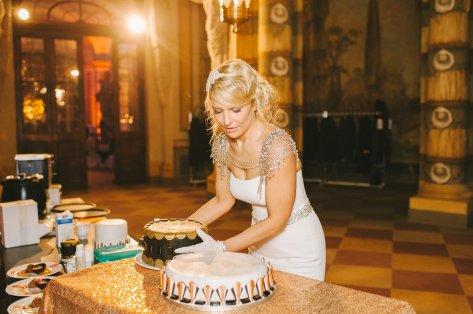Unsere Hochzeit. Eine 20-er Jahre Party... #maratimm