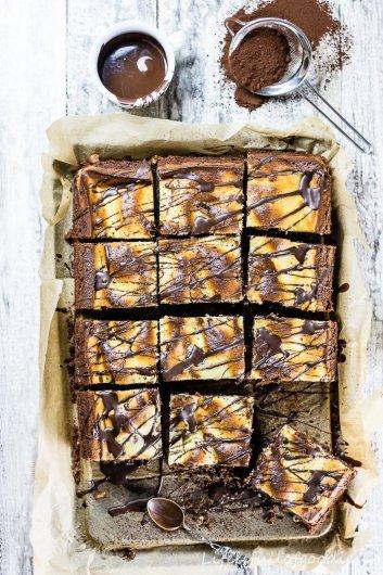 Über Cheesecake Brownies und mangelnde Disziplin