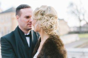 Das perfekte Brautstyling von Melanie Weber