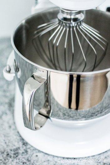 Frisch in LOVE! Mit meiner neuen KitchenAid Artisan 6,9 l