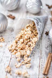 Das beste Karamell-Popcorn und eine alte/neue Vorsatzliste