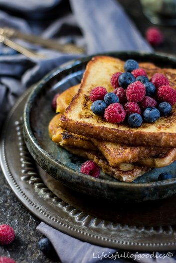 """Foodies for Sailors"" - French Toast in zwei Varianten"