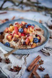 Chai-Honig-Porridge