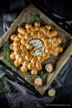 Bubble Cheese Bread
