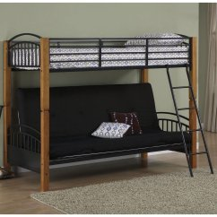 Loft Bed With Sofa Under Narrow Side Table Uk Woodwork Futon Underneath Plans Pdf