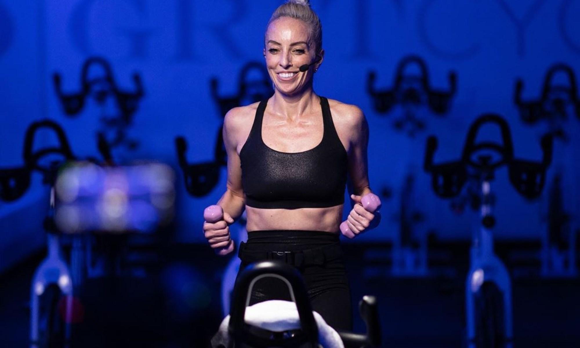 Orange County Fitness Studios Offer Live Stream