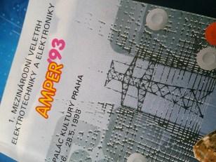 AMPER 93 catalogue
