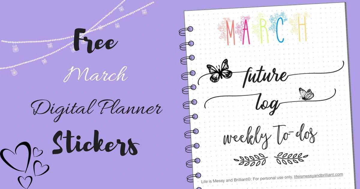 digital weekly planner