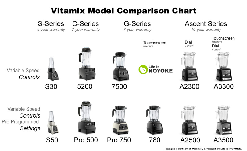 Which Vitamix to Buy (Find the best Vitamix for you