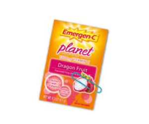 FREE Emergen-C Drink Mix Sample & Recipes!