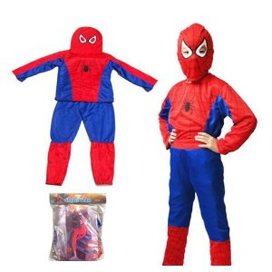 Spiderman Costume for KIds ONLY $5.21 SHIPPED