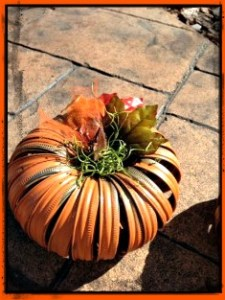 Canning Pumpkin Craft DIY