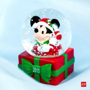 FREE Disney Snow Globe