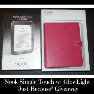 nook giveaway
