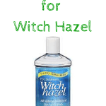 Awesome Uses for Witch Hazel