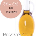 Revive Your Hair With an All Natural Olive Oil Hair Treatment