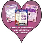 FREE Activity Sheets: Mickey Mouse Clubhouse: Minnie-rella on DVD
