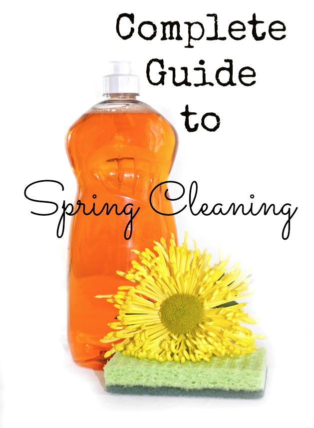 Complete-guide-spring-cleaning