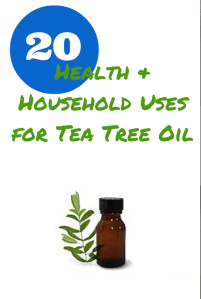 Tea Tree Oil: 20 Awesome Health & Household Uses