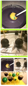 St. Patty's Day Cake Pops Tutorial