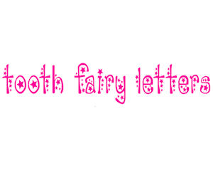 FREE Tooth Fairy Letters and Printable Coloring Pages