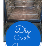 Make Your Own Oven Cleaner