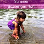 Teach! With a Summer Scavenger Hunt!