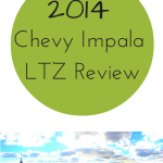 Traveling Onboard the 2014 Chevy Impala LTZ