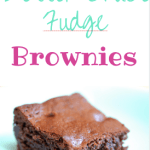 Better Choice Fudge Brownies