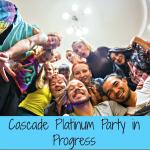 Cascade Platinum Party #cascadeshiningreviews
