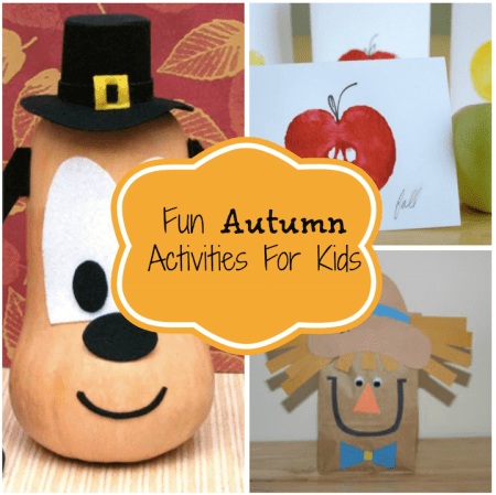 Fun-Autumn-Activities -For- Kids