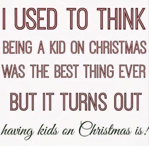 Christmas Morning Magic at 3 Years Old