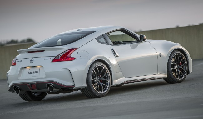 The 2016 Nissan 370Z NISMO features exterior, interior and performance refinements, along with an expanded model selection that includes both 6-speed manual and 7-speed automatic transmissions and a new 370Z NISMO Tech grade.