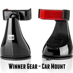 Montar by Winner Gear – Car Mount test