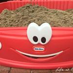 Little Tikes Cozy Coupe Sandbox Review
