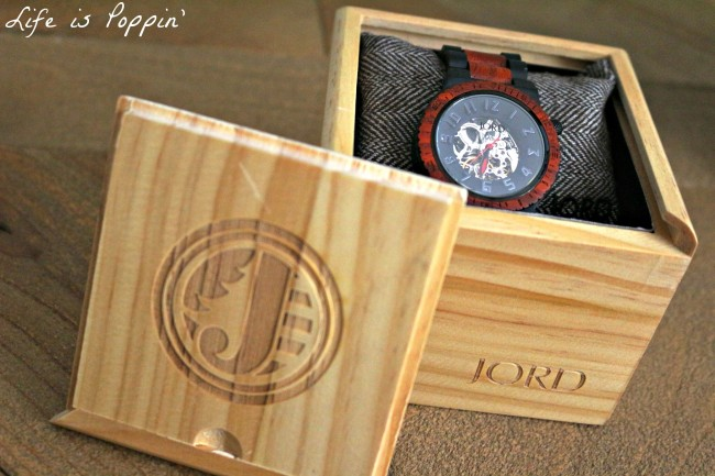 Jord Watch in Box