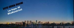 2015 SEMA Show Las Vegas – #KiaWanderlust