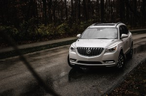 2016 Buick Enclave Review – Why Kickin' It Old School Isn't Bad At All