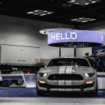 Ford Rocks The Indy Auto Show